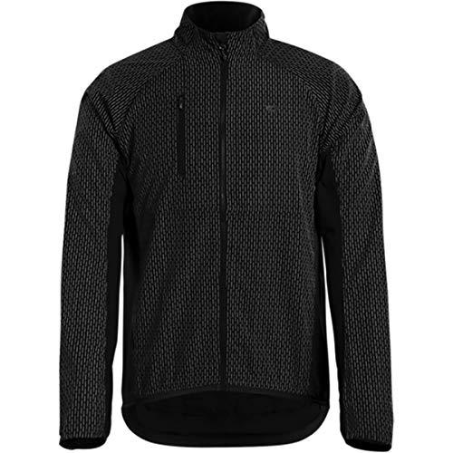 SUGOi Evo Zap Jacket - Men's Black Zap, L - Jacket Zap Bike