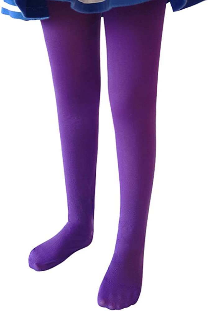 Bellivalini Childrens 40 DEN Microfiber Tights BLVFI1008