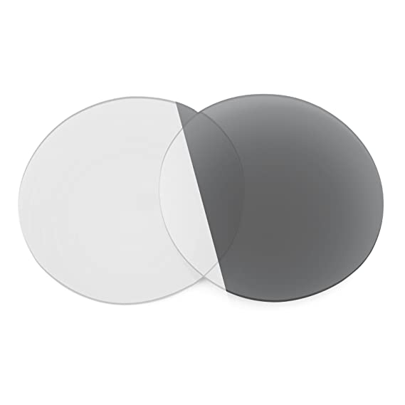 cac00c07c2 Revant Replacement Lenses for Ray-Ban Clubmaster RB3016 49mm Elite Adapt  Grey Photochromic  Amazon.co.uk  Clothing