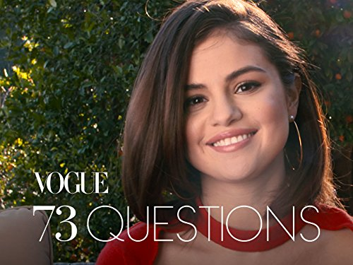 73 Questions With Selena Gomez