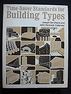 time saver standards for building materials systems design