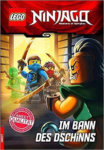 tolles Lesebuch Fachbuch LEGO® Ninjago™ Nadakhan und die Luftpiraten NEU