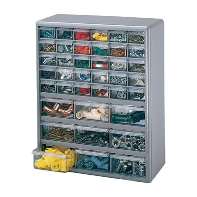 Stack-On DS-39 39 Drawer Storage Cabinet Small Item Storage