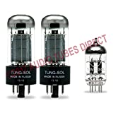 Tung-Sol Tube Upgrade Kit For Fender Super Champ XD & X2 Amps 6V6GT 12AX7