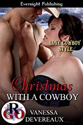 Christmas with a Cowboy (Love Cowboy Style Book 3)
