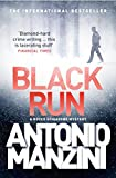 Black Run by Antonio Manzini front cover