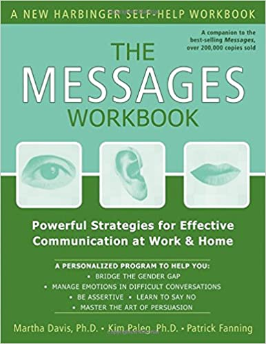 The Messages Workbook: Powerful Strategies for Effective ...