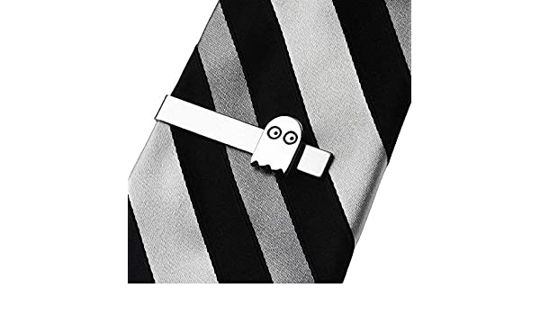 Pinza de Corbata Pacman de Calidad Garantizada: Amazon.es: Joyería