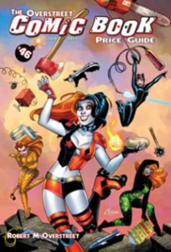 overstreet comic book price guide volume 46 robert m overstreet rh amazon com Rare Vintage Disney Comic Books Vintage Comic Book Price Guide
