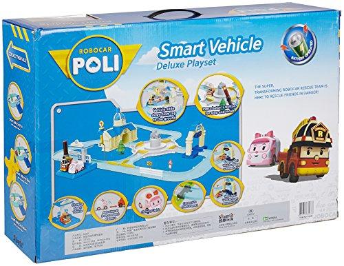 Poli 83283 v hicule intelligent circuit deluxe - Le club robocar poli ...