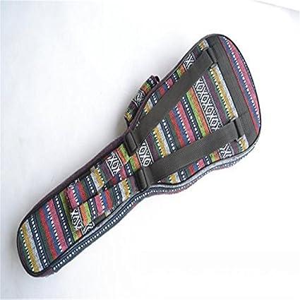 Jian ya na 26 inch para ukelele y estuche de viaje de transporte: Amazon.es: Instrumentos musicales