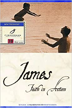 JAMES FAITH IN ACTION (Fisherman Bible Studyguide)