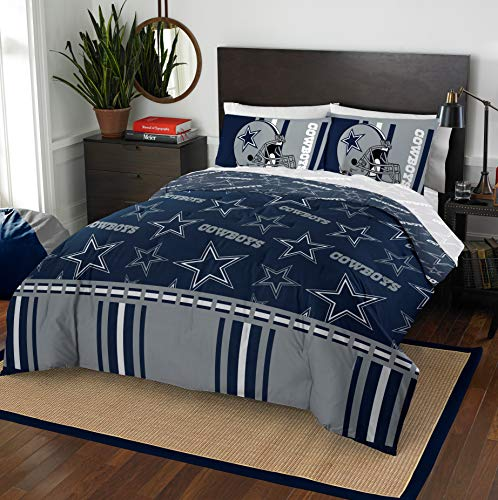 The Northwest Company NFL Dallas Cowboys Queen Bed in a Bag Complete Bedding Set #229147704