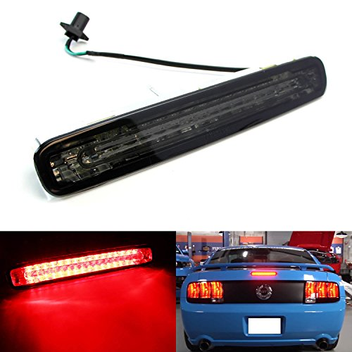 iJDMTOY Smoked Lens Super Bright 16-LED  - 2008 Mustang Cobra Shopping Results