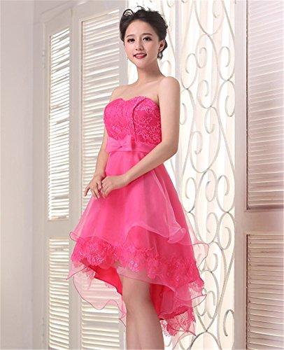 Damen A rosy Drasawee red Linie Kleid 5qSnH8SwdY