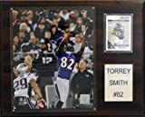 NFL Baltimore Ravens Torrey Smith Player Plaque