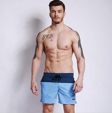 Brand new Men/'s Shorts Running Swimwear casual summer beach sports shorts Black