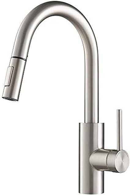 KRAUS KPF-2620SFS Oletto Kitchen Faucet