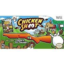 Chicken Shoot with Blaster Hunting Bundle - Nintendo Wii (Bundle)