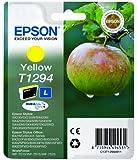 Epson T1294 Cartouche d'encre d'origine Durabrite Ultra Jaune