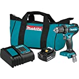 Makita XFD131 18V LXT Lithium-Ion Brushless Cordless 1/2'' Driver-Drill Kit (3.0Ah)