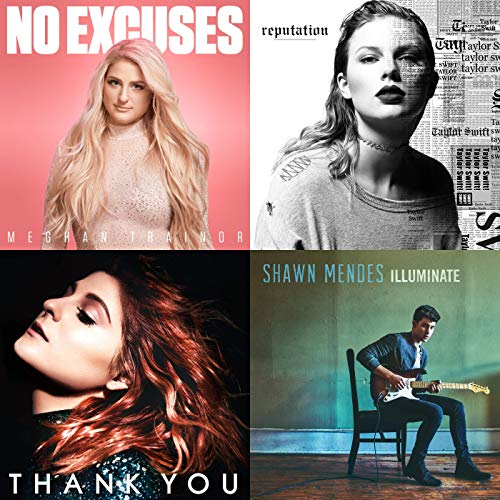 Meghan Trainor and More (Best Bass Albums Of All Time)