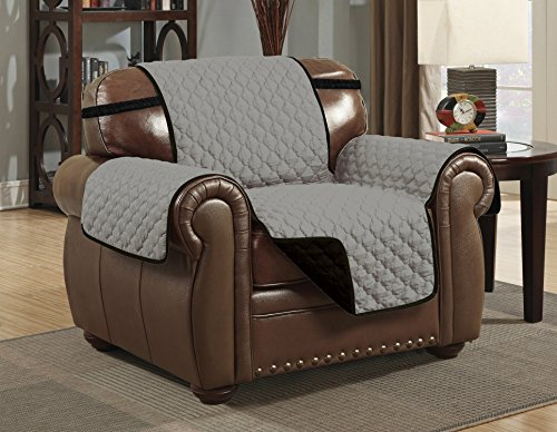 Linen Store Quilted Reversible Microfiber Pet Furniture P...