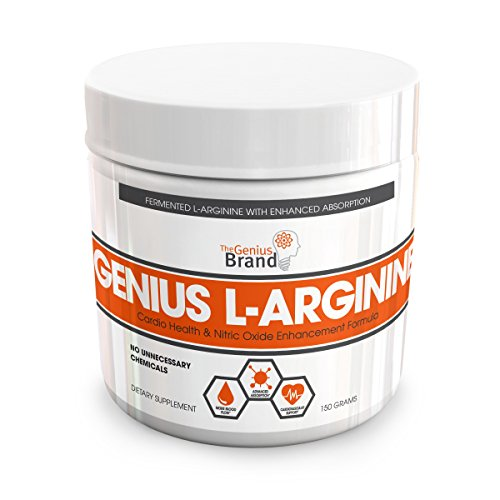 GENIUS ARGININE Powder L Arginine Supplement product image