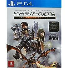 Sombras Da Guerra - Definitive Edition - PlayStation 4