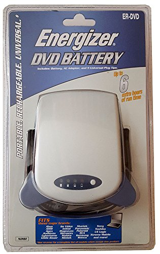 Energizer ER DVD Universal Battery Charger