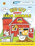Wipe-off Farm Animals, School Specialty Publishing Staff, 0769658792