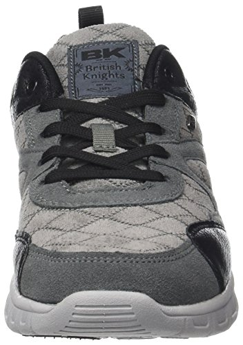 Flach Knights Gris Grey Demon Dk Black Herren British qtdK6wWvq