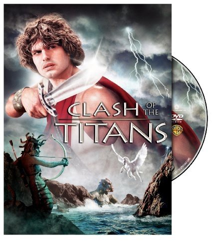 Clash of the Titans (Keep Case