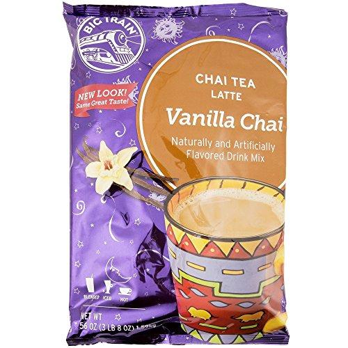 Big Train Chai - Vanilla Chai (3lb 8oz Bulk (Big Train Vanilla Chai Tea)