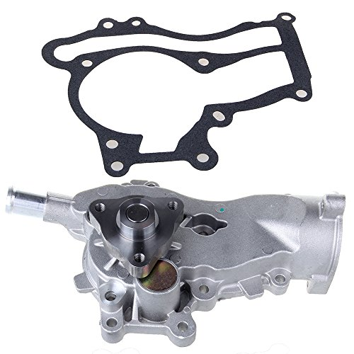 Water Pump with Gasket,ECCPP Fits 2011-2014 Chevrolet Sonic Cruze Buick Encore 1.4L L4 AW6662 Water Pump + Gasket ()
