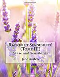 img - for Raison et Sensibilit  (Tome III): Sense and Sensibility (French Edition) book / textbook / text book