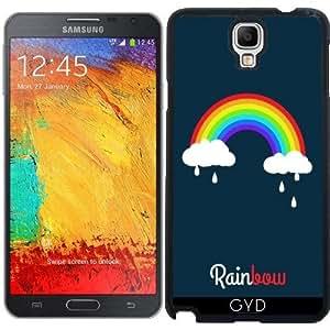 Funda para Samsung Galaxy Note 3 Neo/Lite (N7505) - Arco Iris by Asmo