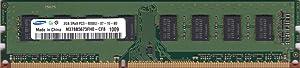 Samsung M378B5673FH0-CF8 2gb Ddr3 1066mhz Pc3-8500 240pin Cl7 Non-Ecc Used