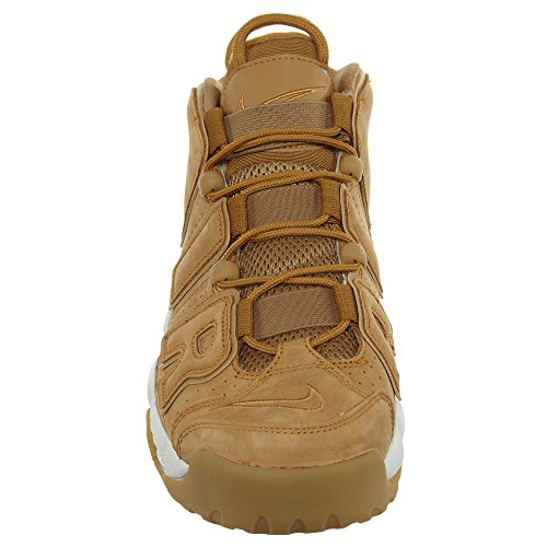 Nike Beige Scarpe in 200 Premium Pelle Uptempo More Flax Air Pack '96 Olivina AA4060 rrqwvTd