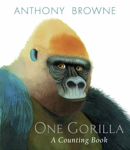 Download One Gorilla: A Counting Book ebook