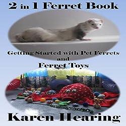 2 in 1 Ferret Book