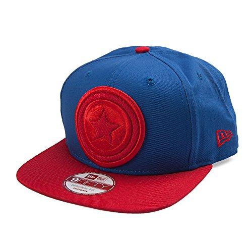 America Marvel Herofill Captain Gorra Snapback De Béisbol BBr5xw6Eq