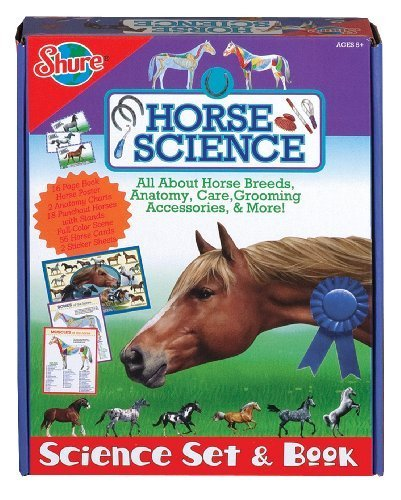 T.S.Shure Horse Science by Shure Products [Toys & Games]