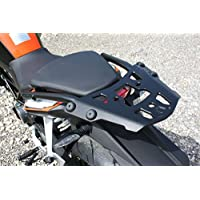 Aluminum Luggage Top Rear Rack Carrier Fender Support for KTM Duke 125 200 390