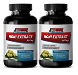 Product review for weight loss pills - NONI EXTRACT 500MG - noni immunity - 2 Bottles (120 Capsules)