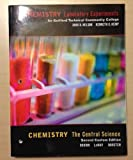 Chemistry Laboratory Experiments for Guilford Technical Community College, John Nelson, 0536704813