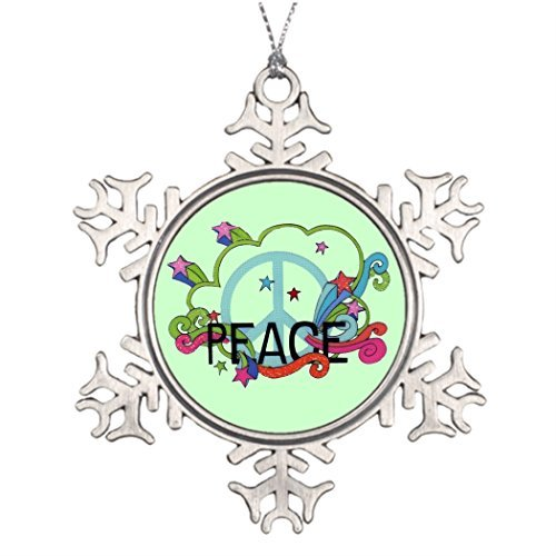 hanjear59 Ideas for Decorating Christmas Trees Peace Sign Christmas Trees Decorating Ideas Design -