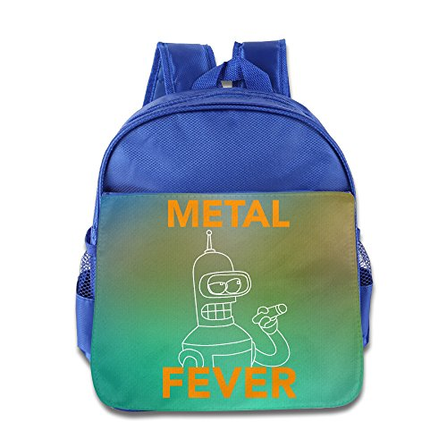 Fry Futurama Costume (^GinaR^ Futurama Metal Fever Funny Backpack)