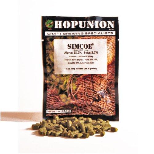 Hopunion US Simcoe Pellet Hops
