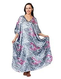 Up2date Fashion Caftan/Kaftan, Cheetah Print, Caf-45C2
